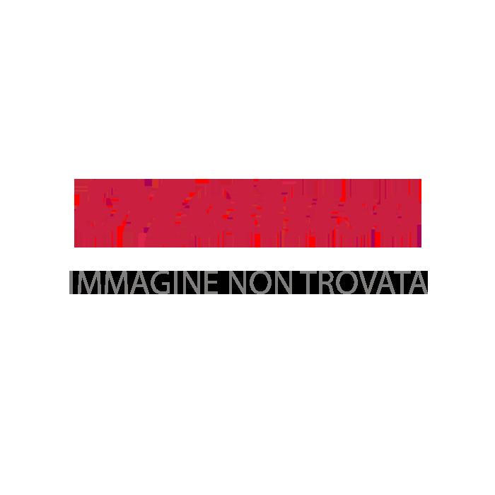 Pantofola melluso pd513l in lana blu con sottopiede in memory foam